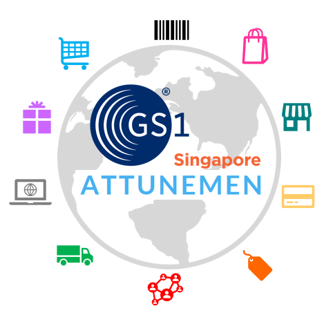 Attunemen announces strategic partnership with GS1 Singapore